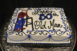 Birthday for Guy 50th
