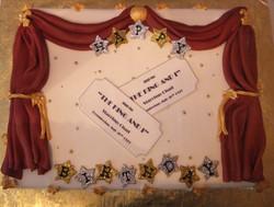 Center stage tickets- Happy birthday