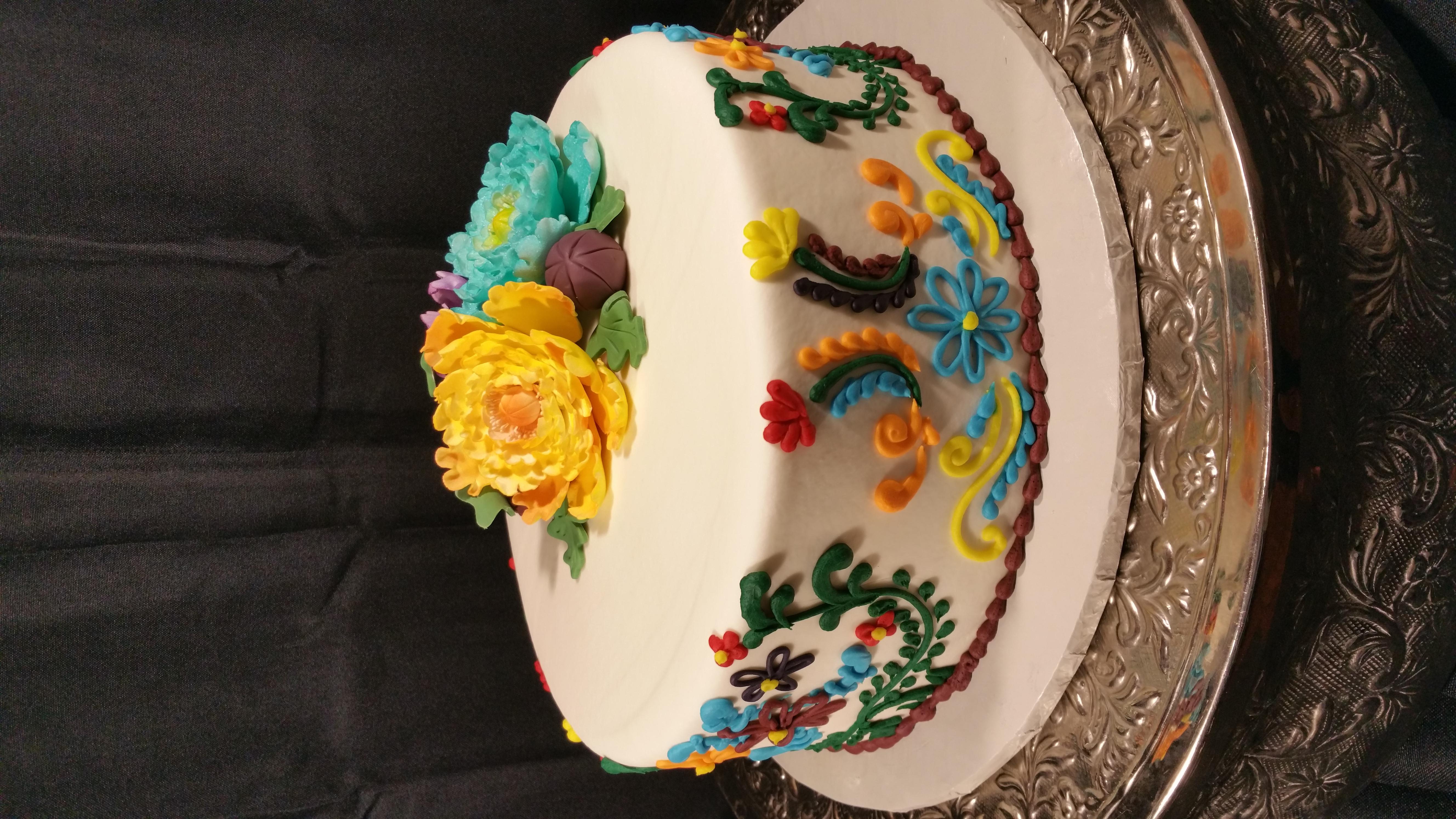 Fiesta Birthday for Mom