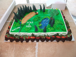 Grooms cakes