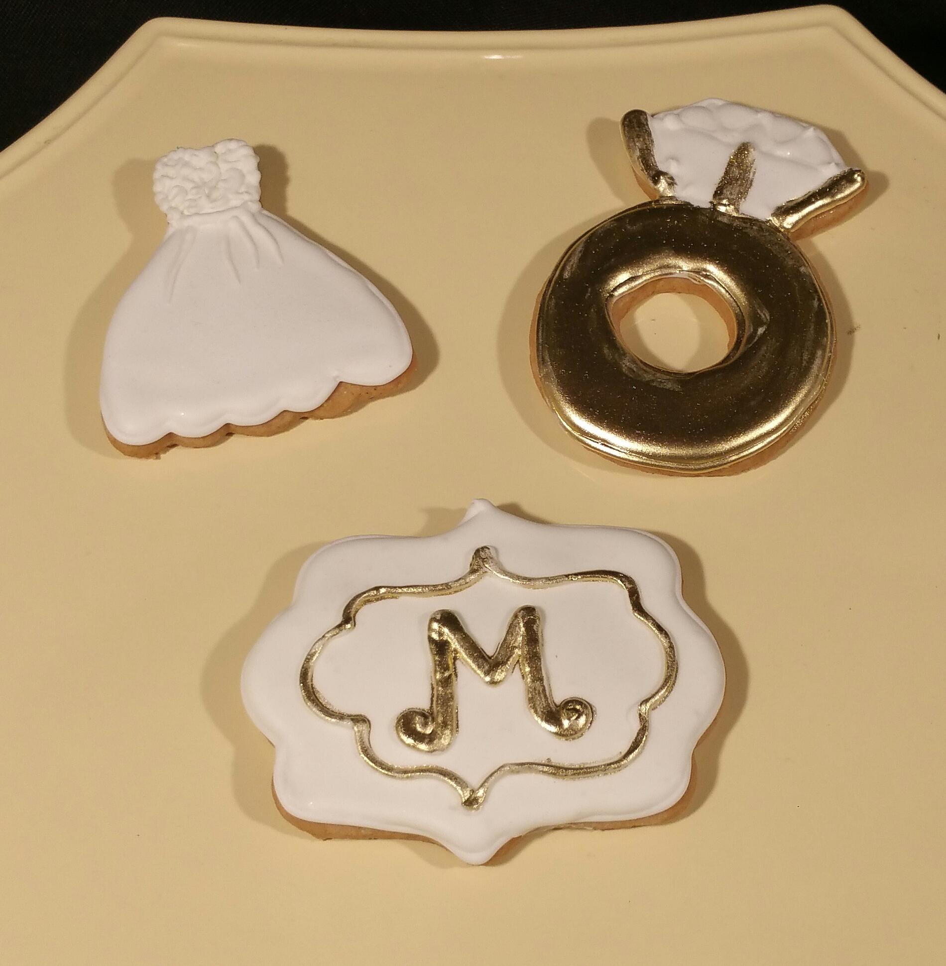 Cookies Wedding Theme