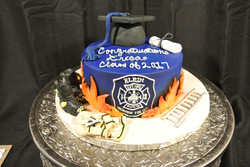 Graduation Fire Department