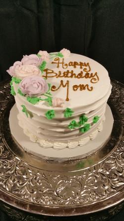 Lavendar Roses for Mom