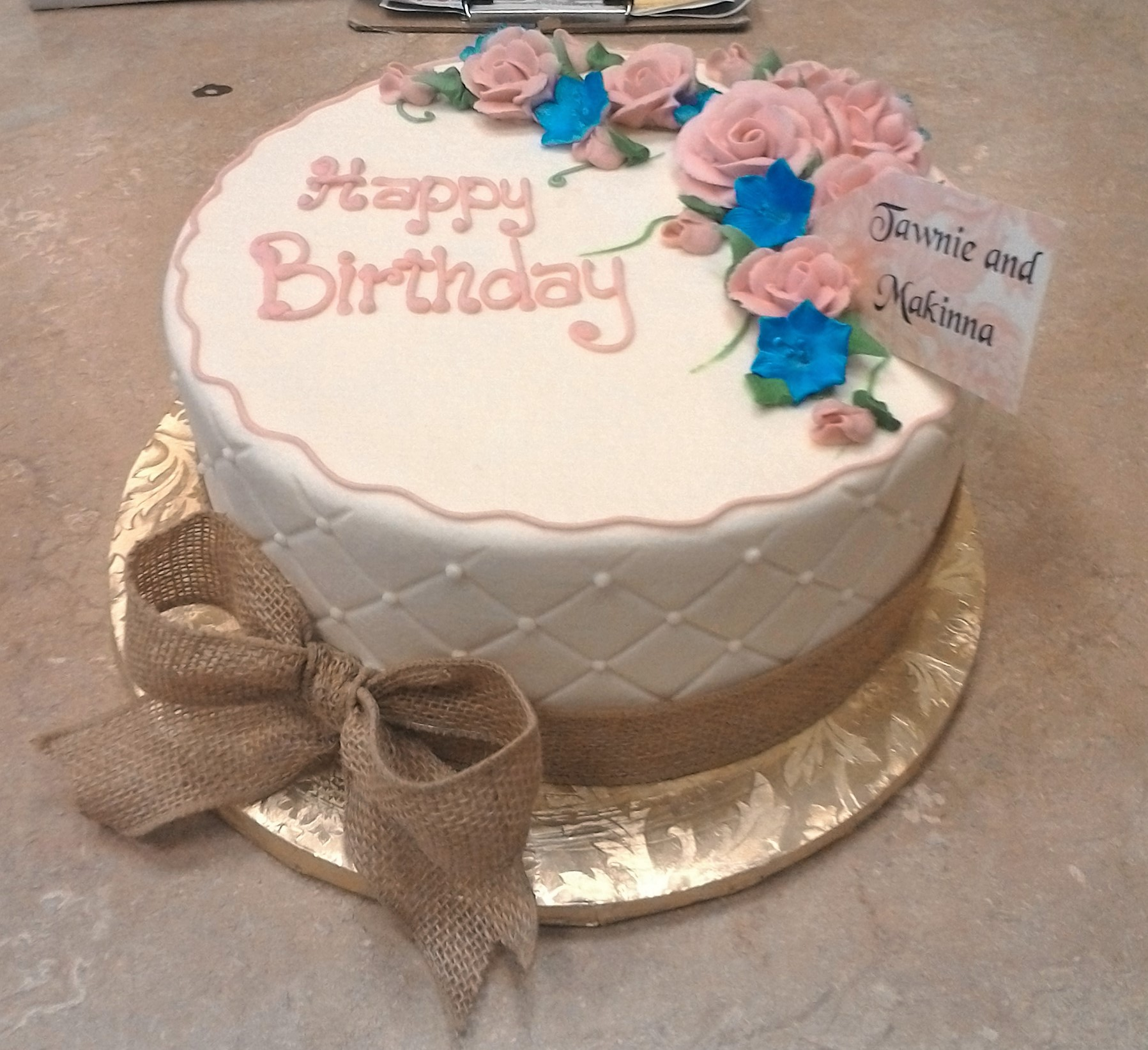 Ladies Birthdays