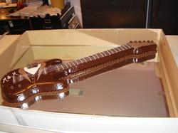 Guitar-Ganache