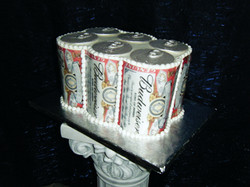 Beer Can cake (2)