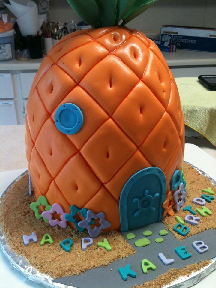 Sponge Bob Pineapple House