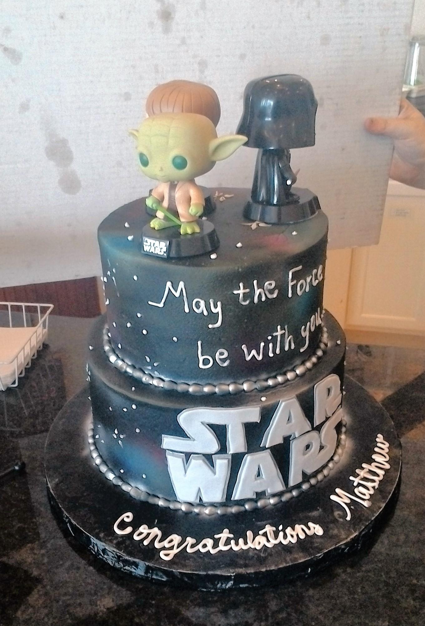 Star Wars Bobbles per Client