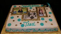 Graduation Photo Cake