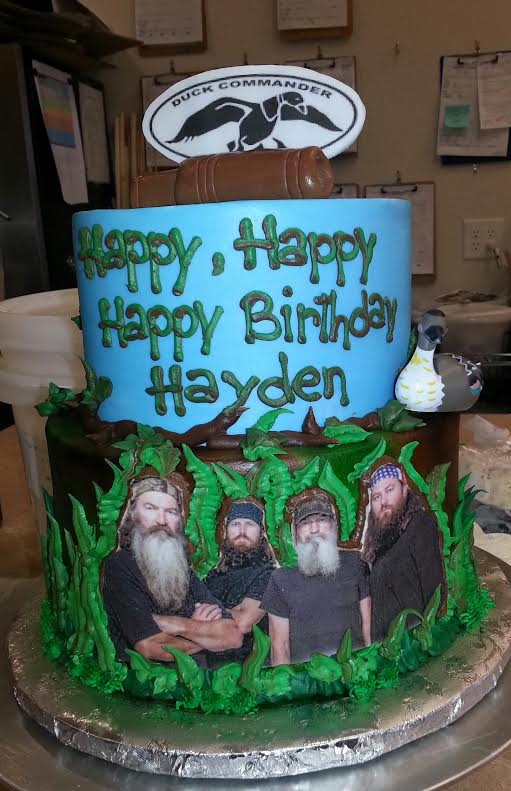 Duck Dynasty birthday