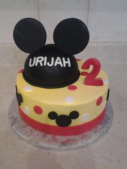 Mickey 1 Tier