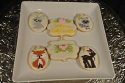 Woodlands Baby Cookies