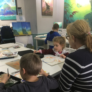 Art-Science Event February 2020