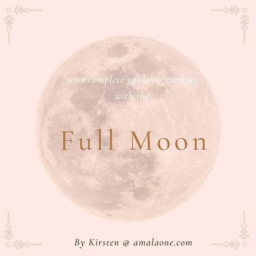 Full Moon Guide