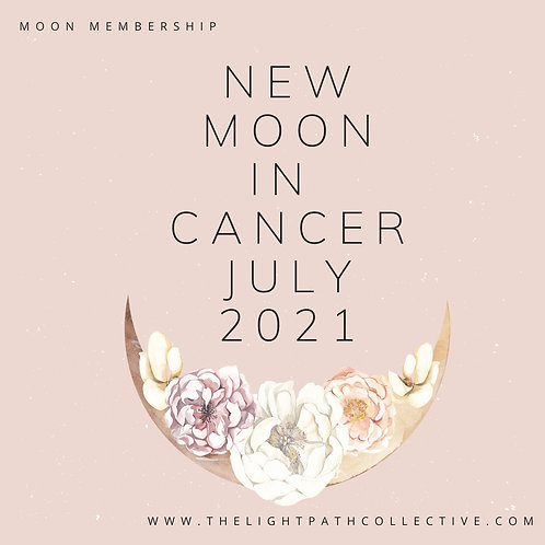 New Moon in Cancer In-Depth Guidance and Meditation