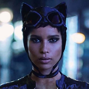 Are You Ready for Zoë Kravitz as CATWOMAN?
