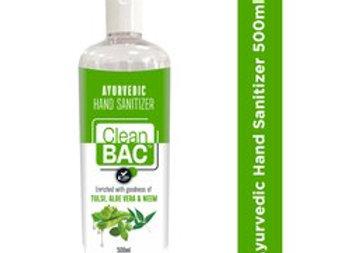 500 ML Ayurvedic Hand Sanitizer