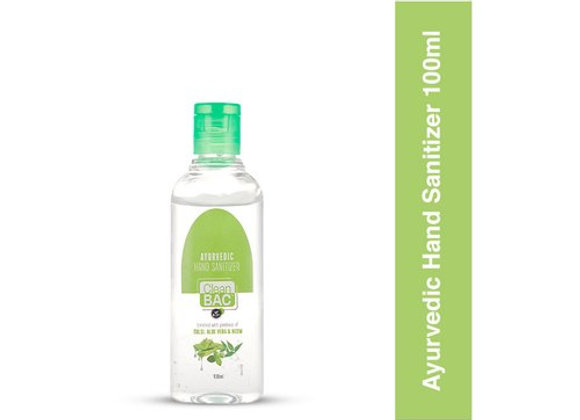 100 ML Ayurvedic Hand Sanitizer