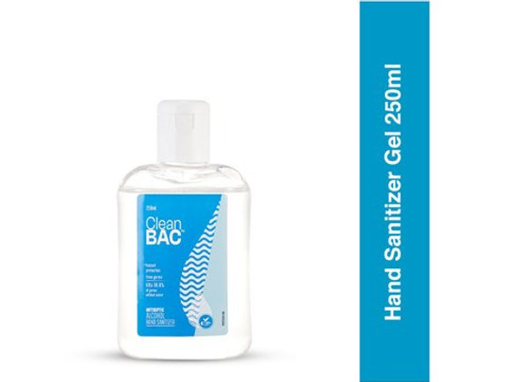 250 ML Alcohol Based Hand Sanitizer (Liquid)