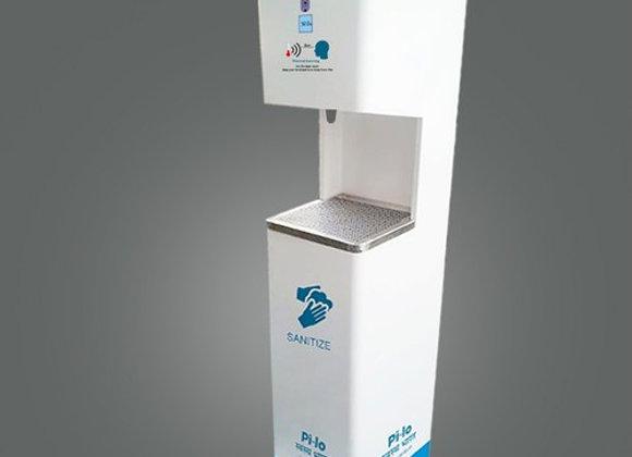 GoClean Thermal Scanning And Sanitizer Dispensing Machine