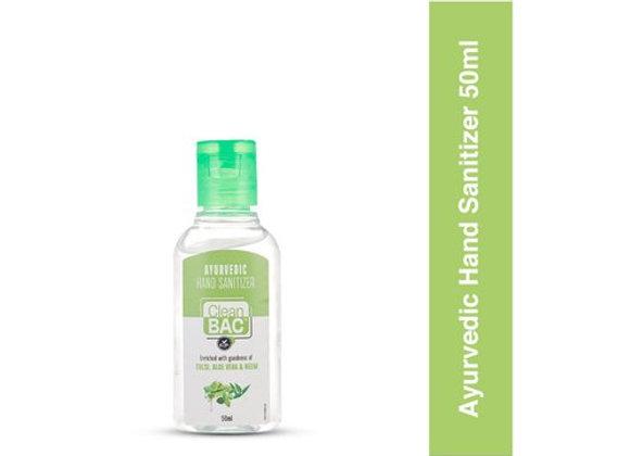 50 ML Ayurvedic Hand Sanitizer