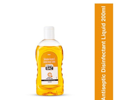200 ML Antiseptic Liquid