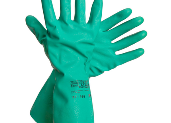 Reusable Nitrile Hand Gloves, Sizes: 13, 15 & 18 inch