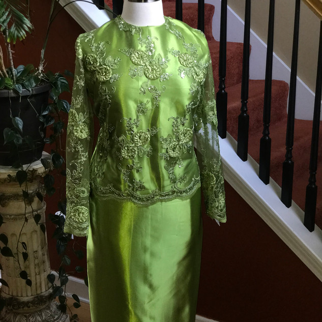 Lucille - Lime Green