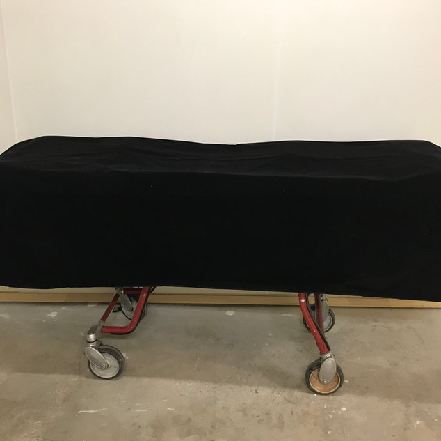 Economy Removal Cot Cover