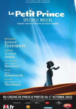 Musical Le Petit Prince