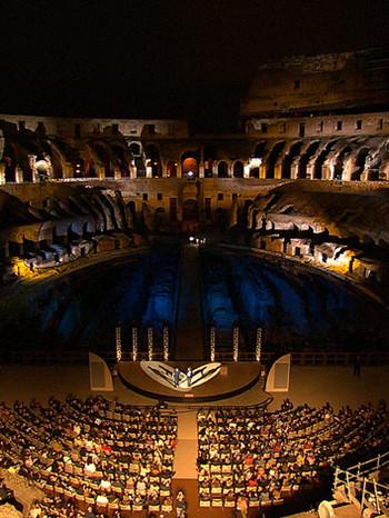 Giulietta e Romeo, Coloseum