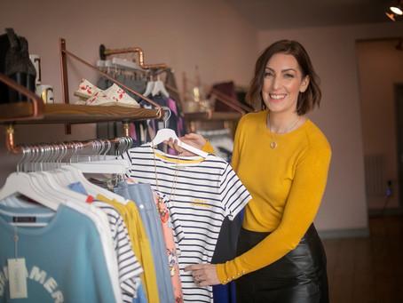 Wardrobe Organisation by Anna Mewes