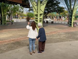 宜蘭松柏日照結合智齡科技 讓失智照顧更輕鬆