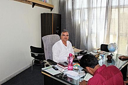 Dalu Ram Chahar- Director
