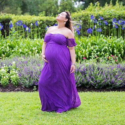 Andrea De Paz Maternity