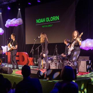 Nosh Olorin and Band