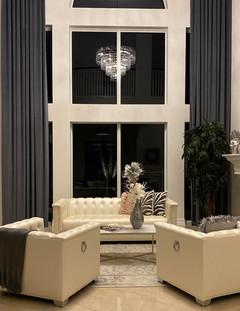 Elegant 1st. Imprssion of the Formal Living Room