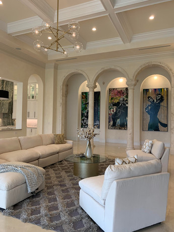Luxurious & Inviting, Great Room