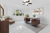 486 E Boca Raton Road, Virtual Downstairs Office