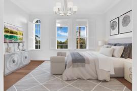 486 East Boca Raton Rd, Virtual Upstairs Guest Bedroom