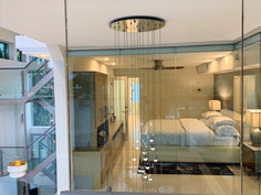 Master Bedroom - House of Glass