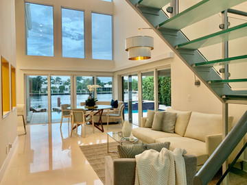 Delray Beach, Intracoastal Staging/Redes