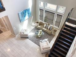 Casual & Stylish Living Room
