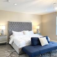 Master Bedroom Suite, Lake Worth FL - Home Staging