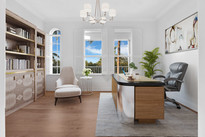 486 East Boca Raton Rd, Virtual Staging Office Upstairs