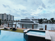 Intracoastal Living Room View