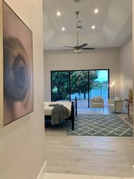 Modern & Sophisticated Master Bedroom