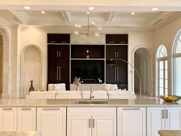 Open Concept - Kitchen & Great Room