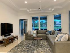 Family Room - Views to Spacious Terrace