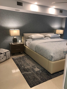 Master Bedroom Staging/Redesign Project